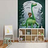 Arlo Spot The Good Dinosaur- Forwall - Fototapete - Tapete - Fotomural - Mural Wandbild - (3155WM) - XL - 184cm x 254cm - Papier (KEIN VLIES) - 2 Pieces