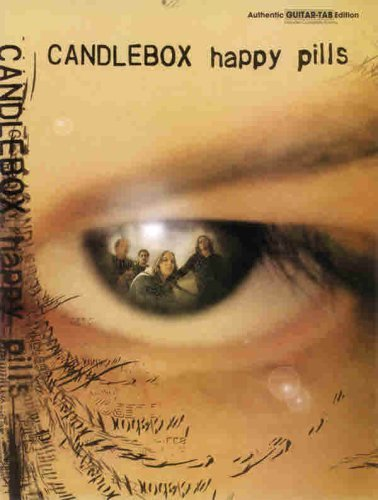 Candlebox -- Happy Pills: Authentic Guitar TAB by Candlebox (1998-12-01)