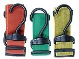 Connex Spannbänder Set verstellbar 3 teilig PP