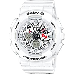 Baby-G x HELLO KITTY BA-120KT-7AER