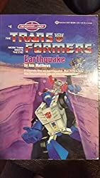 The Transformers: Earthquake (Find Your Fate Junior #4) by Ann Matthews (1986-04-12)