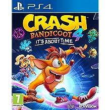 Crash Bandicoot 4 Its About Time (PS4) - KSA Version
