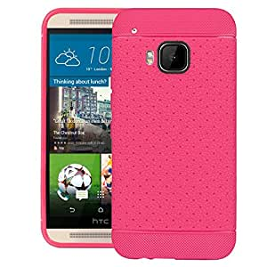 Bepak Cover for HTC ONE M9 (Pink)