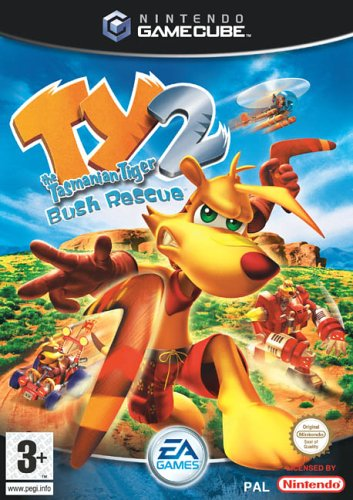 Price comparison product image Ty The Tasmanian Tiger 2 - Bush Rescue (GameCube)