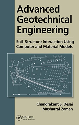 Advanced Geotechnical Engineering: Soil-Structure Interaction using Computer and Material Models por Chandrakant S. Desai
