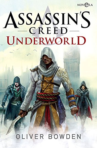 Assassin'S Creed Underworld (Ficción) por Oliver Bowden