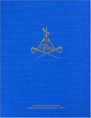 Créations diverses à Sèvres depuis 1965, volume 1 (Reliure portfolio toile)