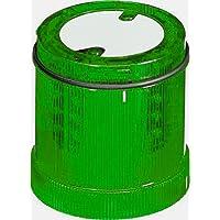 KPS 203200008Signage von Prozessen TPL, 110–230VAC Tension, 50mA Verbrauch, LED Licht, feste Typ, IP 65, 70mm Durchmesser, 875mm Höhe, Grün
