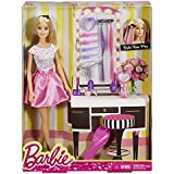 Barbie Doll and Playset, Multi Color
