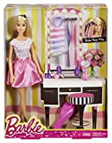 #7: Barbie Doll and Playset, Multi Color