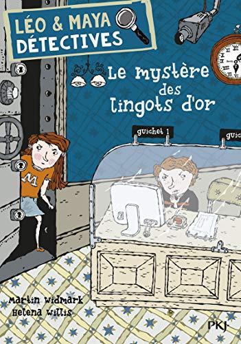 Léo et Maya, détectives - tome 05 : Mystère des lingots d'or (5)