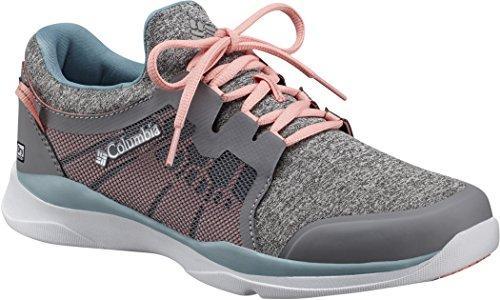 Columbia Ats Trail LF92 Outdry Shoes Women Grey Ice/Sorbet Schuhgröße US 8 | 39 2018 Schuhe (Omni-8-schuh)
