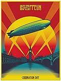 : Led Zeppelin - Celebration Day (+ 2 Audio-CDs) [3 DVDs] (DVD)