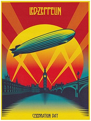 Led Zeppelin - Celebration Day (2 CD + Blu-Ray)