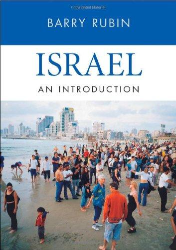 Israel por Barry Rubin