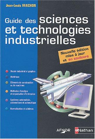 GUIDE SCIENCES TECHNOLOG INDUS