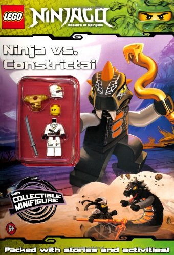 Ninja vs Constrictai.