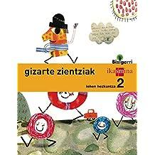 Gizarte zientziak. Lehen Hezkuntza 2. Bizigarri - 9788498553550