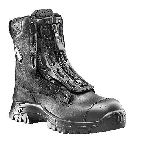 Schuhe Kampfstiefel Männer Der (HAIX Airpower X1 Der Profi für jede Situation - 1000fach bewährt!., Größe 43 EU, Farbe Schwarz)