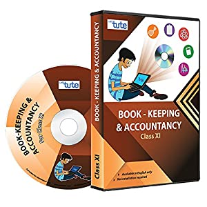 Book-Keeping & Accountancy For Class 11th DVD – LetsTute