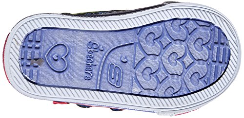 Skechers Baskets Skip and Jump Twinkle Toes pour Petites Filles Royal/Multi
