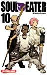Soul Eater Edition simple Tome 10
