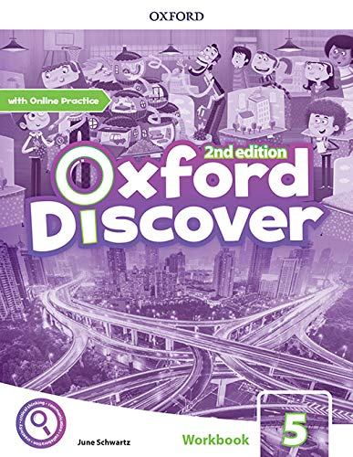 Oxford Discover 5. Activity Book with Online Practice Pack 2nd Edition (Oxford Discover Second Edition)