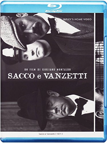 Sacco e Vanzetti [Blu-ray] [IT Import]