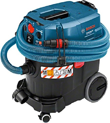 Bosch Professional 06019C31W0 Naß-/Trockensauger GAS 35 M AFC, 1380 W