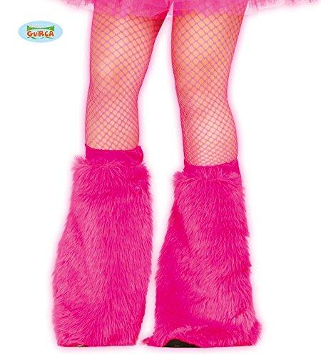 Fiestas Guirca GUI18491 - Ein Paar pinkene Neon (80er Kostüme Jahre Paare Für)