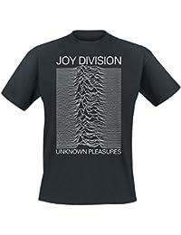 Joy Division Unknown Pleasures T-shirt noir