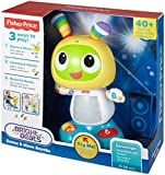 Fisher-Price CGV43 Dance and Move Beatbox, Baby Robot Learning Toy or Gift