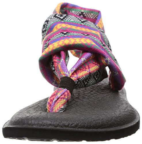 Sandales W Yoga Sling 2 Sanuk - Gris Multicolore