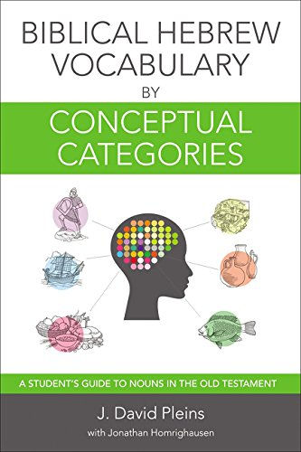 Biblical Hebrew Vocabulary by Conceptual Categories: A Student's Guide to Nouns in the Old Testament por J. David Pleins