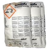 Detergente correttore in polvere per pulizia piscina CORRETTORE PH MENO 25 kg