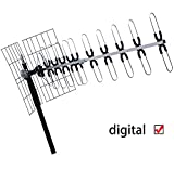 Generic O-1-O-4223-O N ROOF OUTDOOR INSTALLATION STALLAT ANTENNA FREEVIEW OUTDOO HIGH GAIN DIGITAL