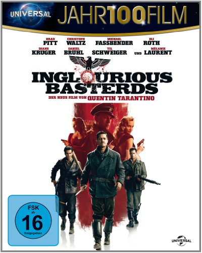 Bild von Inglourious Basterds - Jahr100Film [Blu-ray]
