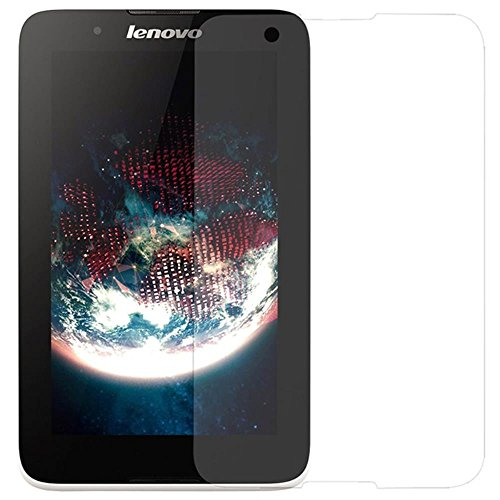 SNOOGG Lenovo A5000 (Black) Tempered Glass Screen Guard / Screen Protector ExPLLosion Proof  available at amazon for Rs.99