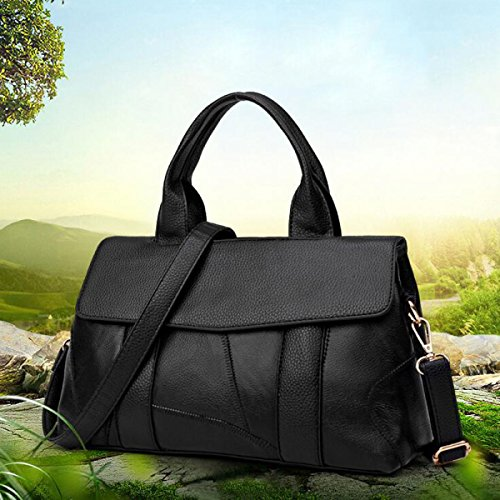 MEI Borsa A Tracolla Ms. Borsa Messenger Bag Black