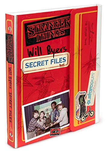 Will Byers: Secret Files (Stranger Things)