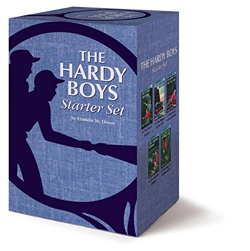 Hardy Boys Starter Set, Th the Hardy Boys Starter Set (Hardy Boys (Hardcover))
