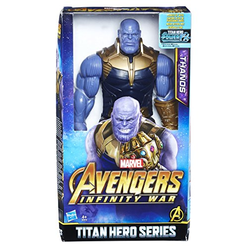 Avengers: Infinity War - Thanos Titan Hero Power FX (Personaggio 30cm, Action Figure), E0572EU4