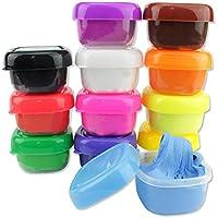 Preisvergleich für Frashing To Have Fun !!! 12 Farben Floam Slime Duft Stress Relief Kein Borax Kinder Spielzeug Schlamm Spielzeug