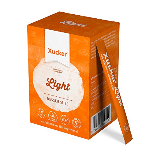 Xucker - 2er Pack Erythrit Light Sticks (2 x 250 g)