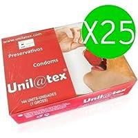 CONDOMS UNILATEX RED / STRAWBERRY 144 X 25 UDS UDS preisvergleich bei billige-tabletten.eu