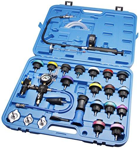 Kit de test de pression du Radiateur et du Système de refroidissement