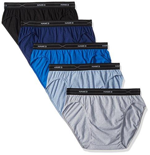Hanes Men's Briefs Pack of 5