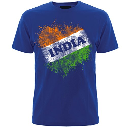 Geefasion tshirts-Set of 1-Men Round Neck Tshirts-REPUBLIC DAY Printed tee
