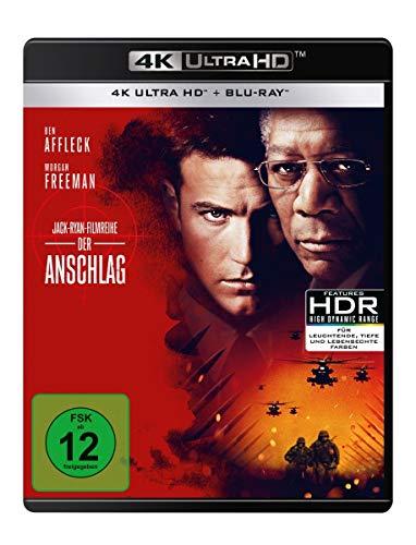 Der Anschlag (4K Ultra HD) (+ Blu-ray 2D)