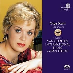 11e Concours international de piano Van Cliburn - Médaille d'or